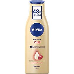 NIVEA Körperlotion Vital 6,3 x 4 x 19,4 cm 250 ml