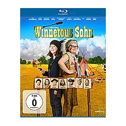 Winnetous Sohn - DVD  Filme