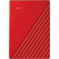 Western Digital My Passport 2TB USB 3.0 rot (WDBYVG0020BRD-WESN)