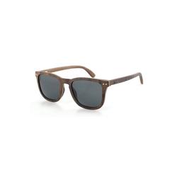 Wave Hawaii Sonnenbrille Modische Sonnenbrille 'AIK' braun