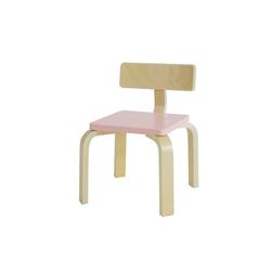SoBuy Stuhl KMB29 Kinderstuhl mit Rückenlehne Stuhl für Kinder rosa