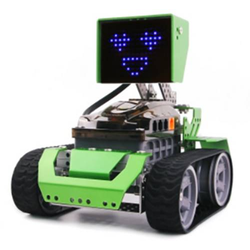Robobloq Roboter Bausatz MINT Roboter Qoopers Bausatz, Spiel-Roboter 10110102