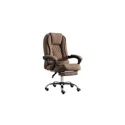 HTI-Line Schreibtischstuhl Chefsessel Jackson braun