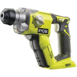 Ryobi R18SDS-0 One+ SDS-Plus-Akku-Kombihammer, Akku-Bohrhammer 18V Li-Ion ohne Akku