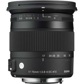 Sigma 17-70 mm F2,8-4,0 DC Makro OS HSM (C) Canon EF