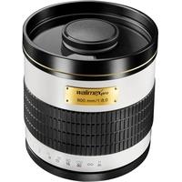 Spiegeltele 800 mm F8,0 DX Sony Alpha