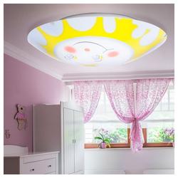 etc-shop Deckenleuchte, LED 12 Watt Kinder Deckenleuchte Deckenlampe Beleuchtung Kinderleuchte