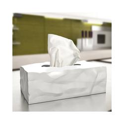 Klein & More Aufbewahrungsbox Essey Kosmetiktücher-Box WIPY II weiß