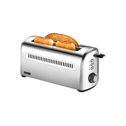 Unold Toaster Langschlitz-Toaster 4er Retro 38366