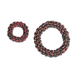 Karlie Baumwollspielzeug Spielring, Durchmesser: 20 cm