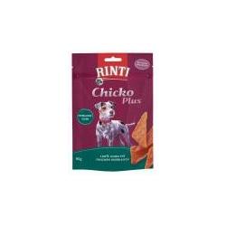 Rinti Chicko Plus Knoblauch-Ecken 80 g