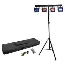 Eurolite LED KLS-3002 Next Kompakt-Lichtset mit Stativ