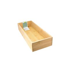 Neuetischkultur Aufbewahrungsbox Aufbewahrungsbox Bambus Aufbewahrungsbox Bambus, Aufbewahrungsbox 38 cm x 7 cm x 15 cm