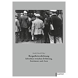 Bergarbeiterdichtung - Buch
