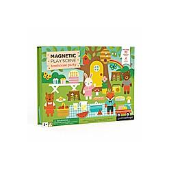 Magnetspiel Baumhaus