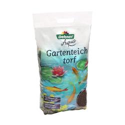 Dehner Aquarien-Substrat Aqua Gartenteich-Torf, 10 l