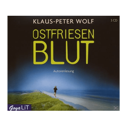 Klaus Wolf - Ostfriesenblut (CD)