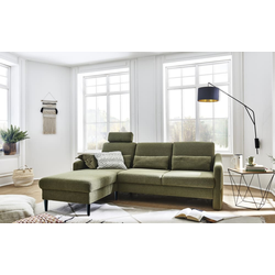 Carina Wohnlandschaft TS 227 Lounge in oliv
