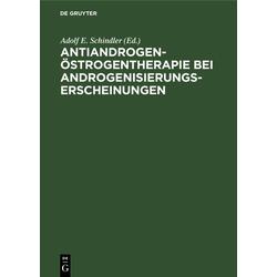 Antiandrogen-Östrogentherapie bei Androgenisierungserscheinungen: eBook von