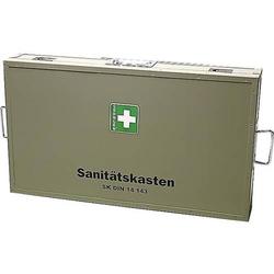 Sanitätskasten Feuerwehr-Sanitätskasten DIN 14143 grau