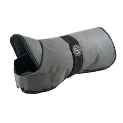 HUNTER Hundemantel Denali, 80 cm, grau