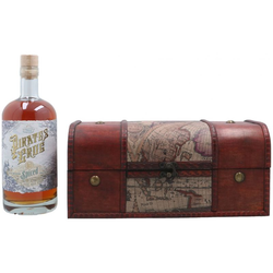 Pirate's Grog Spiced Rum - Personalised Gift Chest 0,70L (37,50% Vol.)