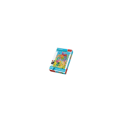 Trefl Puzzle Lernpuzzle 44 Teile - Deutschlandkarte, Puzzleteile