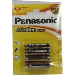 Batterie Micro LR03AP Alkali