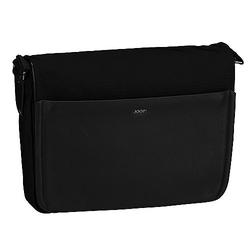 Joop Ottawa Komon Flapbag mit Laptopfach 37 cm - black