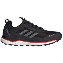 adidas Terrex Agravic Flow GTX M core black/grey four/solar red 41 1/3
