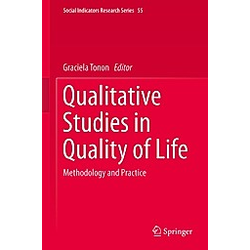 Qualitative Studies in Quality of Life - Buch