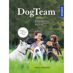 DogTeam als Buch von Ursula Löckenhoff