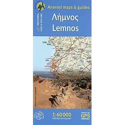 Lemnos 1:60 000 - Buch
