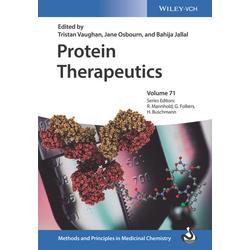 Protein Therapeutics. 2 Volume Set: Buch von
