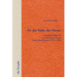 An der Kette der Ahnen als Buch von Jan-Arne Sohns