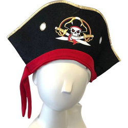 Captain Cross Piraten Hut