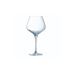 Chef & Sommelier Rotweinglas Sublym, Krysta Kristallglas, Weinkelch Weinglas 600ml Krysta Kristallglas transparent 6 Stück Ø 11.2 cm x 22.9 cm