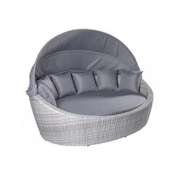 Lounge Muschel Outdoor Nizza (BHT 220x160x80 cm) outdoor