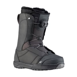 K2 Snowboard - Haven Black 2020 - Damen Snowboard Boots - Größe: 9,5 US