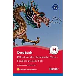 Rätsel um die chinesische Vase. Urs Luger  - Buch
