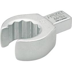 Hazet 6612C-12 Offener Einsteck-Ringschlüssel