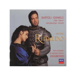 Cecilia Bartoli, Bartoli/Daniels/Hogwood/AAM - Rinaldo (Ga) (CD)