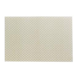 Tisch-Set Plato Polyvinyl creme 45x30cm