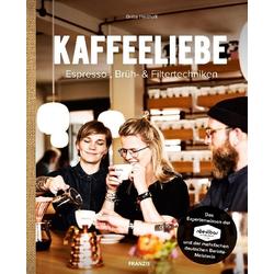 Kaffeeliebe als Buch von Britta Heithoff