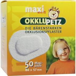 OKKLUPETZz maxi weiß