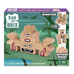 FabBrix MONSTERS (3in1)