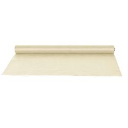 PAPSTAR Tischdecke soft selection beige