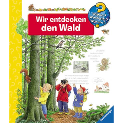 WWW46 Wir entdecken den Wald
