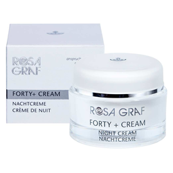 Nachtcreme FORTY+ von ROSA GRAF
