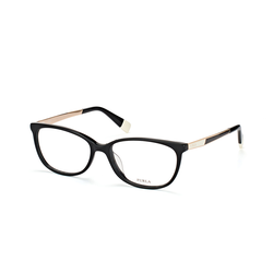 Furla VFU 089 700Y, inkl. Gläser, Cat Eye Brille, Damen